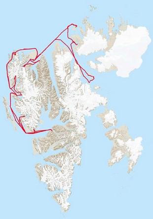 Svalbardroute
