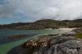Schottland Achmelvich Beach